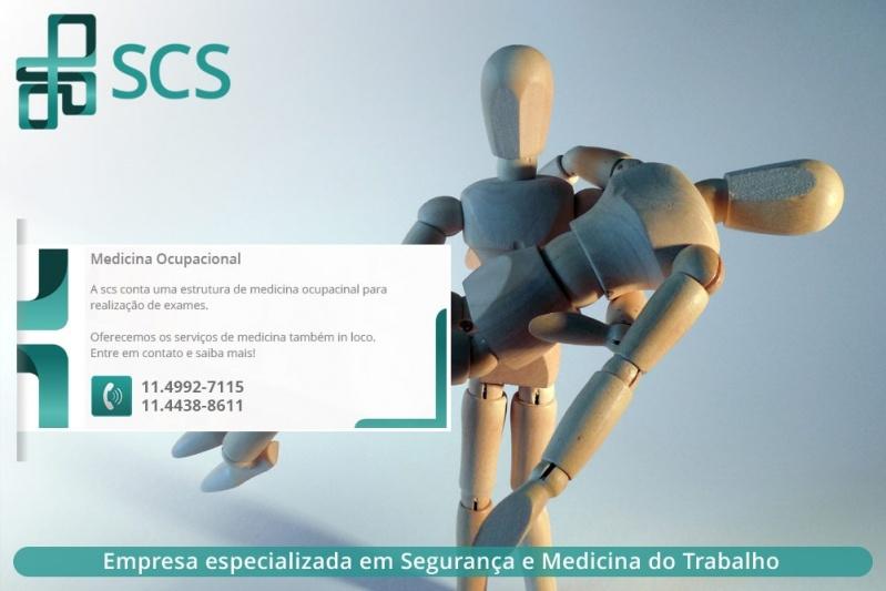 Clínica de Medicina do Trabalho em SP Santana de Parnaíba - Empresa de Medicina do Trabalho em São Paulo