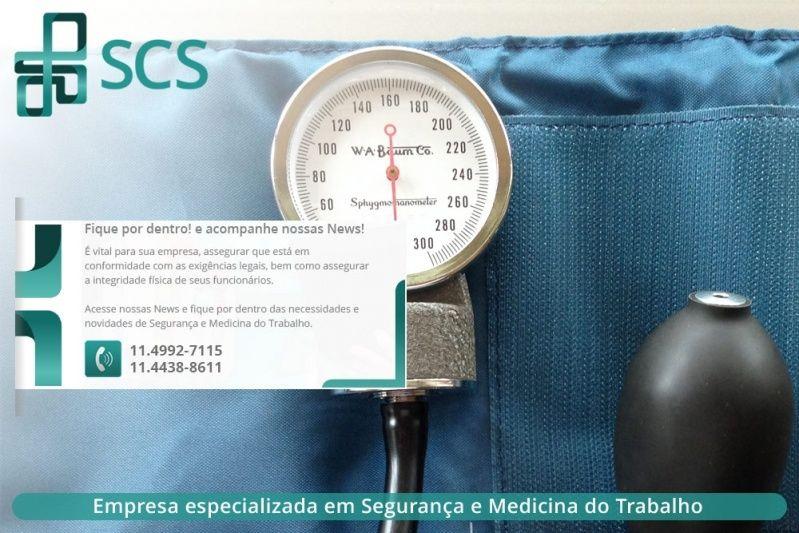 Clínica para Exames Demissionais em SP Alphaville - Exames Demissionais em São Paulo