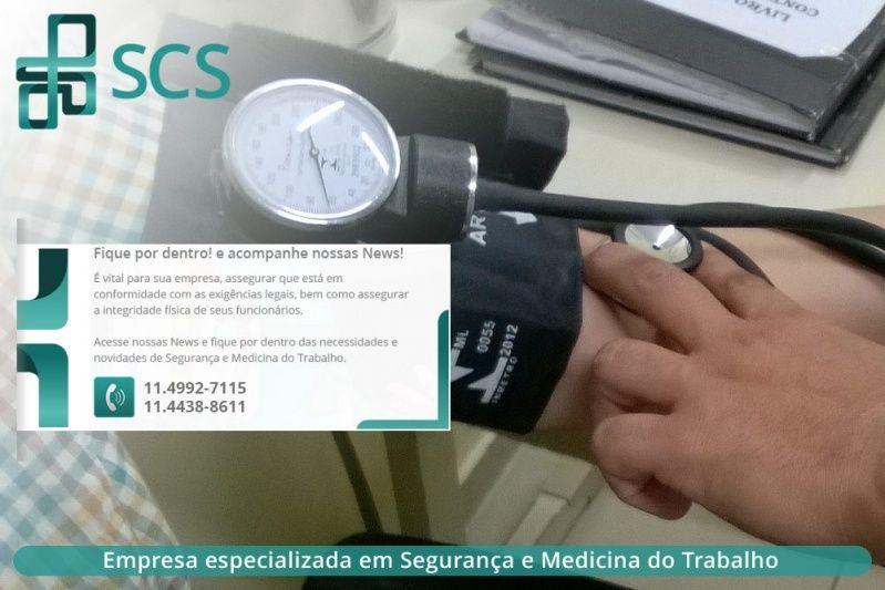 Clínicas de Exame Demissional Araras - Exames Demissionais em SP