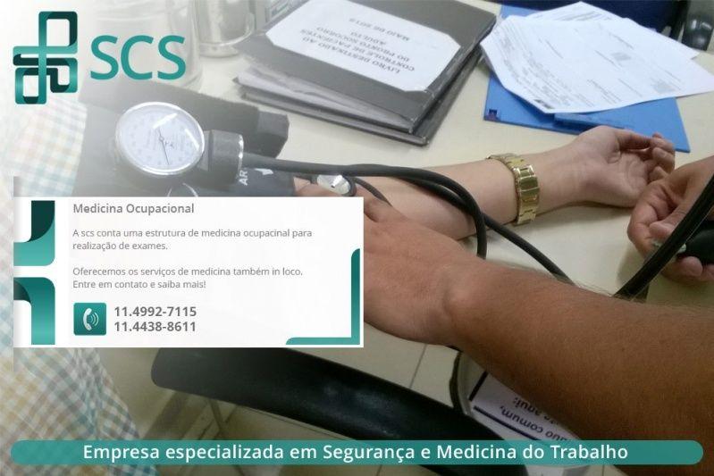 Consultório de Exame Demissional Franca - Exames Demissionais em São Paulo