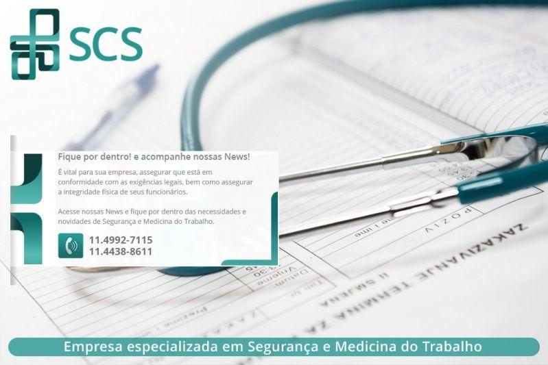 Consultórios de Exame Demissional Caieiras - Exames Demissionais em São Paulo