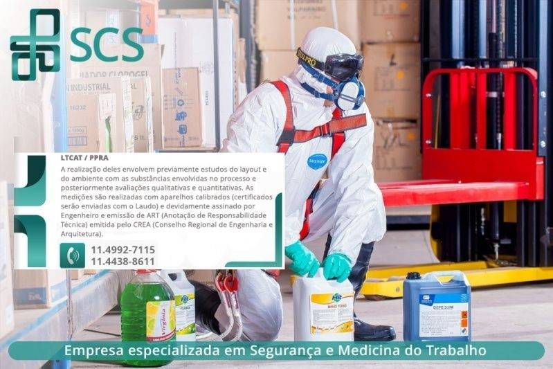 Empresa de Laudo Técnico de Condições Ambientais de Trabalho Mairiporã - Laudo Técnico para Engenharia