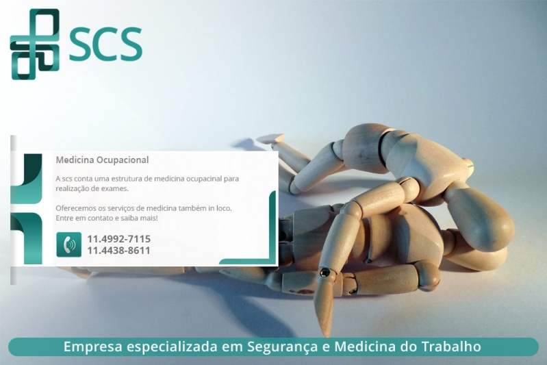 Empresa de Medicina e Segurança do Trabalho Diadema - Empresa de Medicina do Trabalho em São Paulo