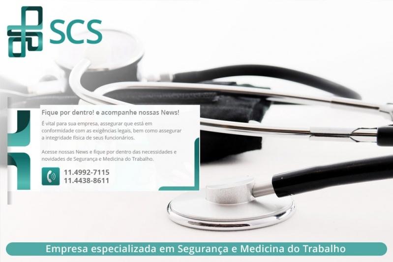 Empresas de Medicina do Trabalho em SP Jandira - Empresa de Medicina e Segurança do Trabalho