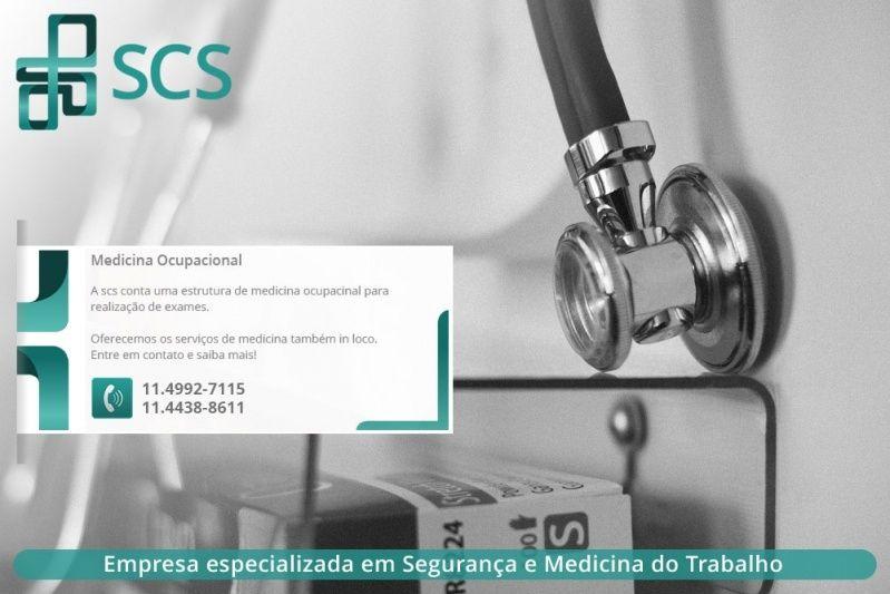 Exame Laboratorial de Medicina do Trabalho Amparo - Empresa de Medicina do Trabalho em São Paulo