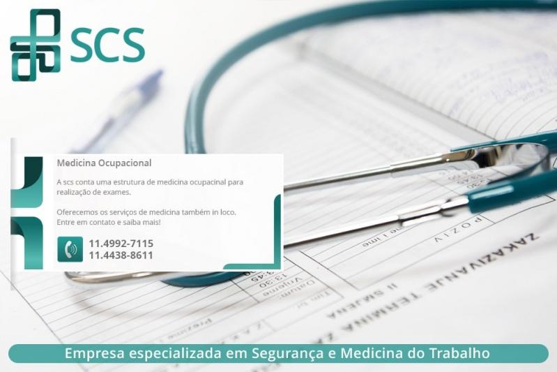 Exames Laboratoriais de Medicina do Trabalho Jacareí - Empresa de Medicina do Trabalho em São Paulo