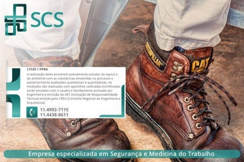 Laudo Técnico de Condições Ambientais de Trabalho em Sp ARUJÁ - Laudo Técnico para Engenharia