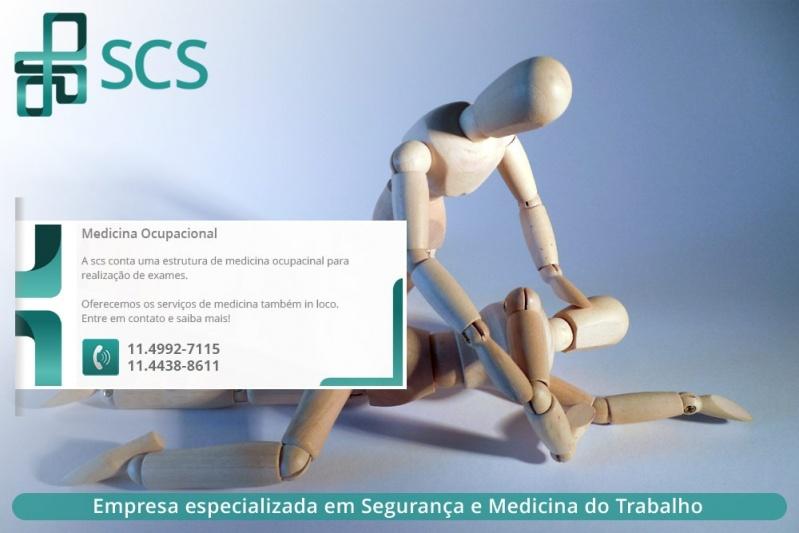 Medicina do Trabalho para Empresas Santana de Parnaíba - Clínica de Medicina do Trabalho