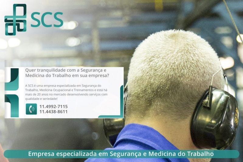 Onde Encontrar Laudo Técnico de Condições Ambientais no Trabalho Santo André - Ltcat em São Paulo