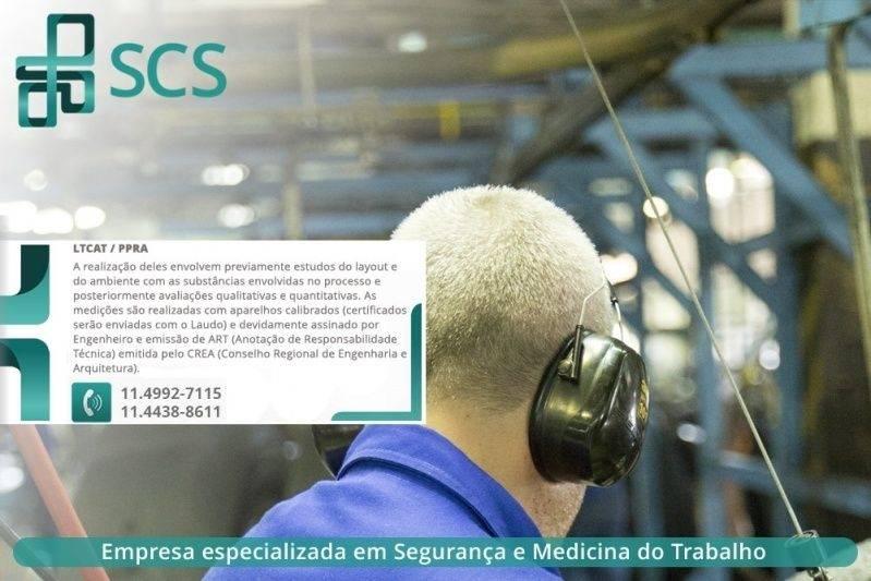 Orçamento de Laudo Técnico de Condições Ambientais de Trabalho Caieiras - Laudo Elétrico