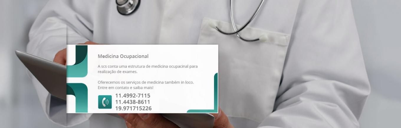 SCS Seguranca e Medicina do Trabalho - Empresas de Exames Admissionais