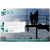 clínica de segurança do trabalho em SP Cubatão