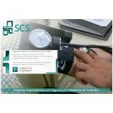 clínicas de exame demissional Salesópolis