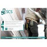 clínicas de segurança do trabalho Caierias