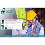 empresas especializada em segurança do trabalho São Carlos