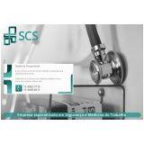 exame médico admissional preço Itapevi