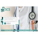 clínica para exames demissionais