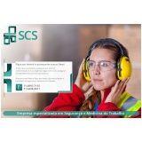 gestões de segurança do trabalho Santos