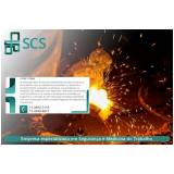 laudos técnicos das instalações elétricas Suzano