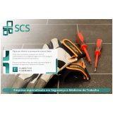 seguranças e medicina do trabalho Osasco